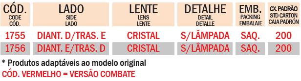 PISCA TITAN 2000 - VERSÃO SEM METALIZAR